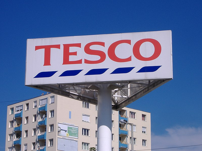 File:Tesco sign.JPG