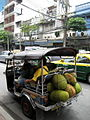 Thailand Tuk Tuk passenger after shopping and luggage.jpg