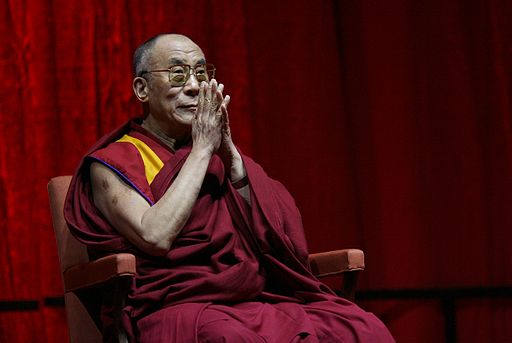 The 14th Dalai Lama FEP