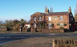 Irby, Merseyside - The Anchor Inn, Thurstaston Road