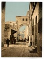The Arch of Ecce Homo, Jerusalem, Holy Land-LCCN2002725007.tif
