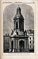 The Campanile, Trinity College, Dublin, Ireland. Wood engrav Wellcome V0012554.jpg