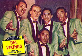 The Del-Vikings American doo-wop musical group