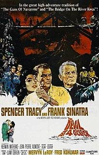 <i>The Devil at 4 OClock</i> 1961 film by Mervyn LeRoy