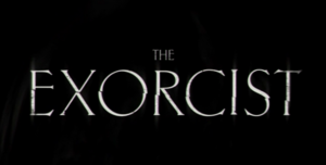 The Exorcist (TV series) - Image: The Exorcist TV series logo