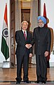 The General Secretary of the Communist Party of the Socialist Republic of Vietnam, Mr. Nguyen Phu Trong meeting the Prime Minister, Dr. Manmohan Singh, in New Delhi on November 20, 2013 (1).jpg