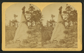 The Idiot monument, Monumental Park, Colorado, by Kilburn, B. W. (Benjamin West), 1827-1909.png