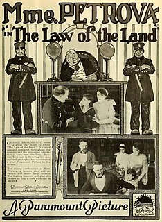 <i>The Law of the Land</i> (film)