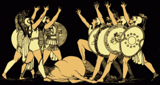 Seven against Thebes Greek mythological champions who made war against Thebes