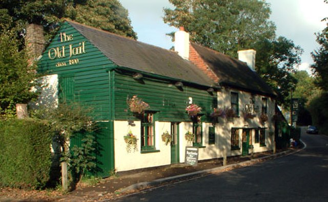 The Old Jail Public House