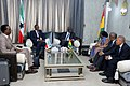 The President of Somaliland, Musa Bihi Abdi And the Guinean Foreign minister, Mamadi Toure.jpg