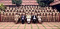 The Prime Minister, Shri Narendra Modi in a group photograph with the IPS Officer Trainees of 2016 batch, in New Delhi on November 08, 2017.jpg