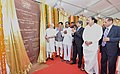 The Prime Minister, Shri Narendra Modi laying the Foundation Stone for 1600 MW Thermal Power Station of NTPC at Ramagundam, in Telangana.jpg