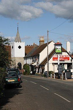 The Pub and the Church - geograph.org.uk - 992031.jpg