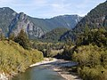 The Pulpit and Preacher Mountain seen with Middle Fork Snoqualmie River.jpg