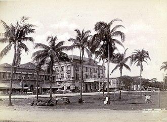 Strand Road, Yangon - Image: The Strand Hotel, Rangoon