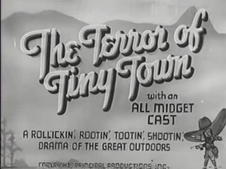 Archivo:The Terror of Tiny Town.webm
