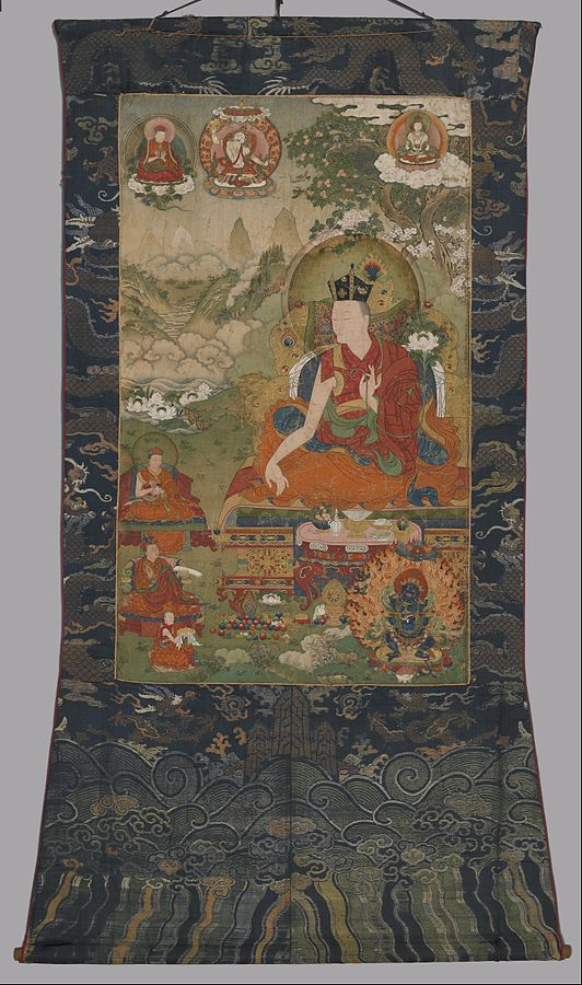 The Thirteenth Karmapa Dudul Dorje (1733-1797)