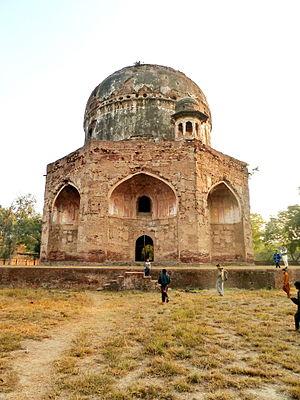 Ali Mardan Khan - The Tomb of Ali Mardan Khan.