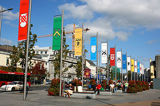 Tribes of Galway influential families from Galway, Ireland