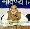 The Union Labour Minister Dr. Sahib Singh chairing the 165th Meeting of the CBT, Employees Provident Fund in New Delhi on December 3, 2003 (Wednesday) (cropped).jpg