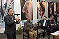 The Union Minister for Science & Technology and Earth Sciences, Dr. Harsh Vardhan addressing the gathering at the National Council of Science Museums, in New Delhi.jpg