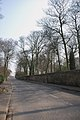 The avenue and wall surrounding Farnley Hall - geograph.org.uk - 387494.jpg