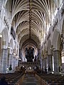 The nave of Exeter Cathedral - geograph.org.uk - 1269082.jpg