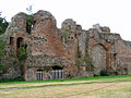 The remains of Claxton Castle viewed from the north-east - geograph.org.uk - 1476650.jpg