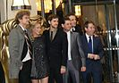 Cast of Horrible Histories at 2011 Children's BAFTAs