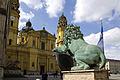 Theatinerkirche - München - Blick von der Residenz -2.jpg