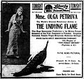 Theundyingflame-newspaperad-1917.jpg