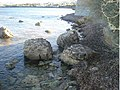 Thinissa تينيسا في الماتلين على شاطئ البحر.JPG