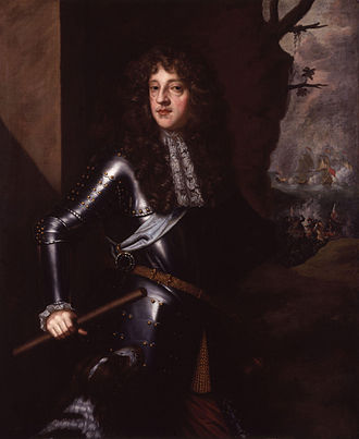 Thomas Butler, 6th Earl of Ossory - by Sir Peter Lely