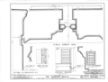 Thomas Painter House, West Haven, New Haven County, CT HABS CONN,5-HAVW,2- (sheet 17 of 18).png