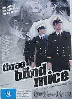 <i>Three Blind Mice</i> (2008 film) 2008 film by Matthew Newton