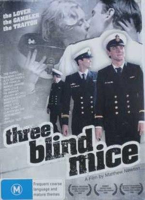 Three Blind Mice (2008 film) - Three Blind Mice Film Poster