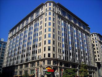Arnold & Porter - Image: Thurman Arnold Building Washington, DC