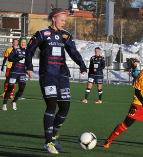 Tiina Saario association football player