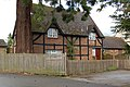 Timber-framed cottage, Post Office Lane, Stockton - geograph.org.uk - 1308063.jpg