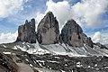 Toblach (Bolzano) - 3 Cime di Lavaredo (Drei Zinnen) 2999 m.jpg