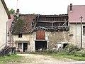 Toiture effondrée à La Thoreigne - 2.jpg