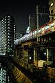 Tokyu toyoko line near shibuya station.jpg