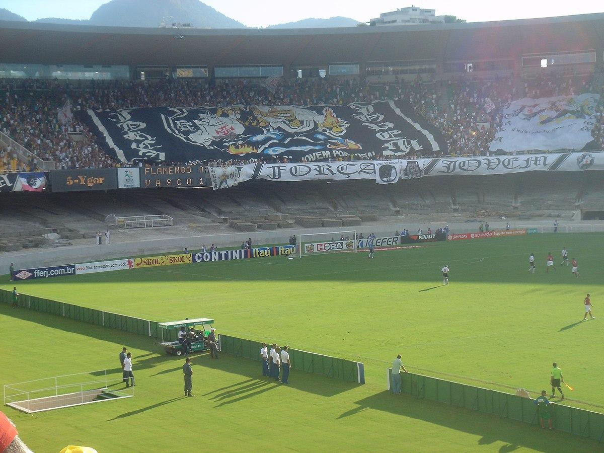 Confrontos entre Cruzeiro e Vasco da Gama no futebol – Wikipédia 53cb4f7035c46