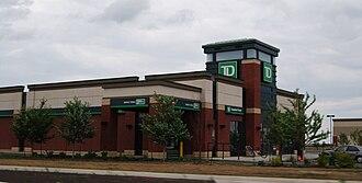 TD Canada Trust - TD Canada Trust branch in Edmonton, Alberta