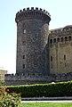 Torreon castillo nuevo Napoles 01.jpg