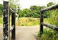 Towpath gate, Jerrettspass - geograph.org.uk - 1395133.jpg