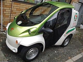 Electric Car Davis August