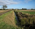 Track, ditch, field - geograph.org.uk - 1554178.jpg