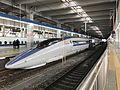 Train of San'yo Shinkansen at Hakata Station.jpg